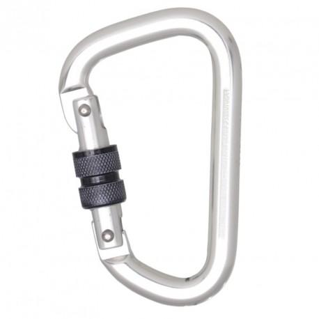 Aluminium Screw-locking Karabiner - FA 50 103 22