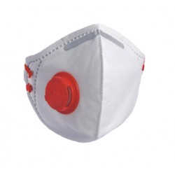 Respiratory mask A3EXVS - FFP2 (exhalation valve side)