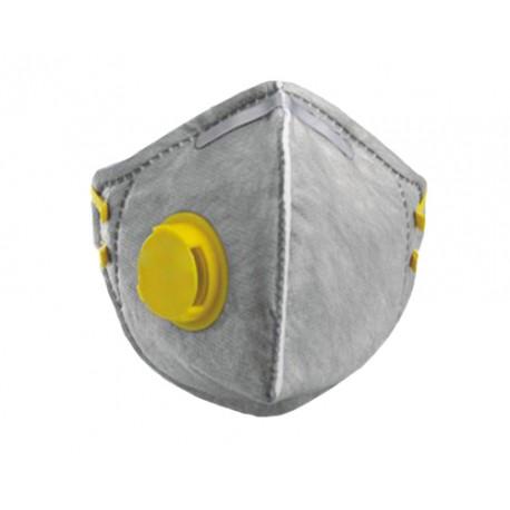 Respiratory mask A3EXVS - FFP3 (exhalation valve side)