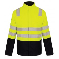 Safety jacket A3HI-VIS