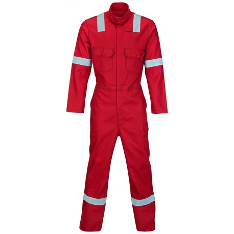 Flame-resistant coverall - A3AFM
