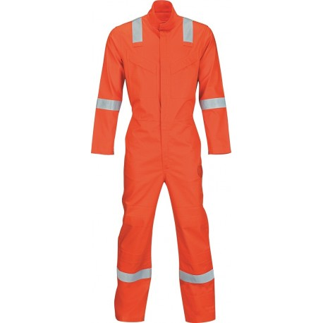 Flame-resistant coverall - A3CI