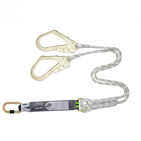 Safety lanyard with energy absorber - FA 30 600 10