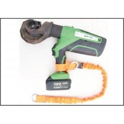 Longe élastique pour connexion d'outils lourds - TS 90 001 01