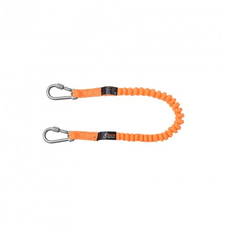 Stretch lanyard for connecting tools - TS 90 001 06