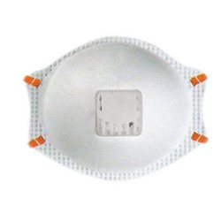 Masque respiratoire A3EXV - FFP3 (valve d'expiration)