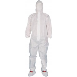 Disposable coverall - A3-CJ56