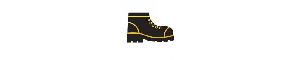 Nos chaussures de sécurité aux normes S1P,  S2, S3
