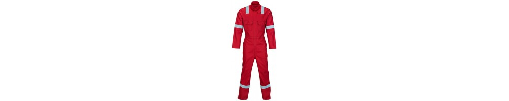 Workwear Flame Resistance