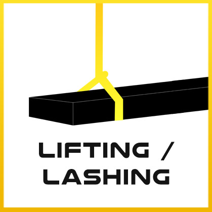Lifting / Lashing