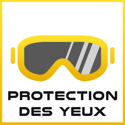 Protection des yeux